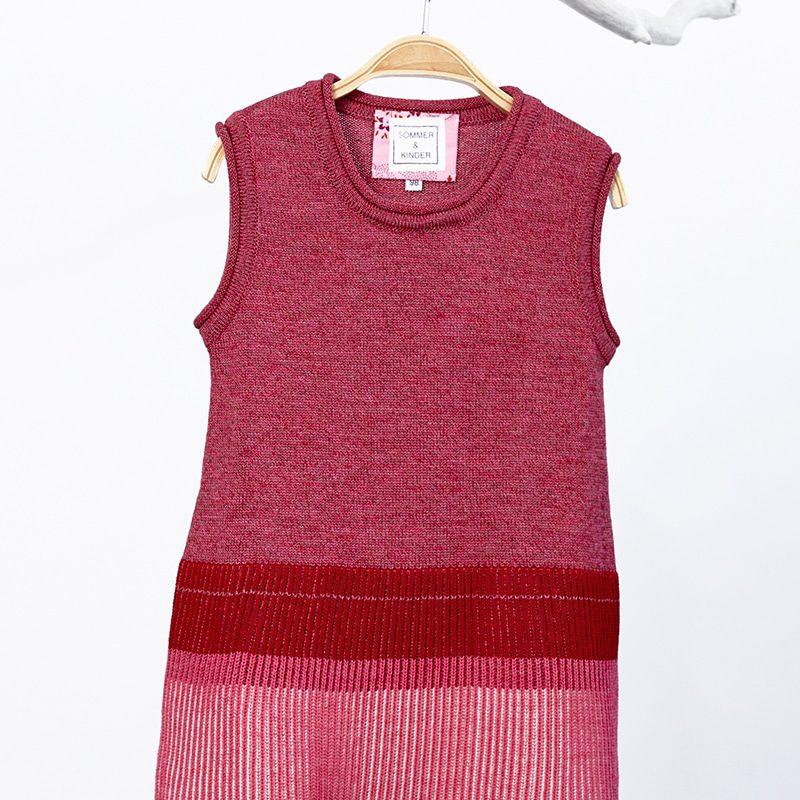 Wollkleid für Kinder