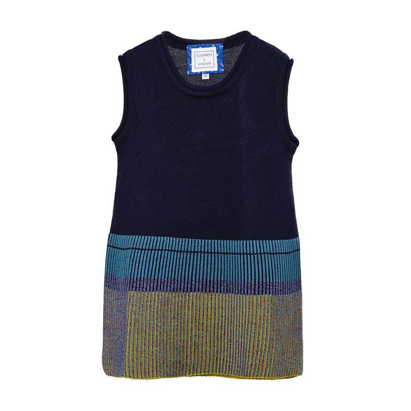 Kinderkleid aus Wolle