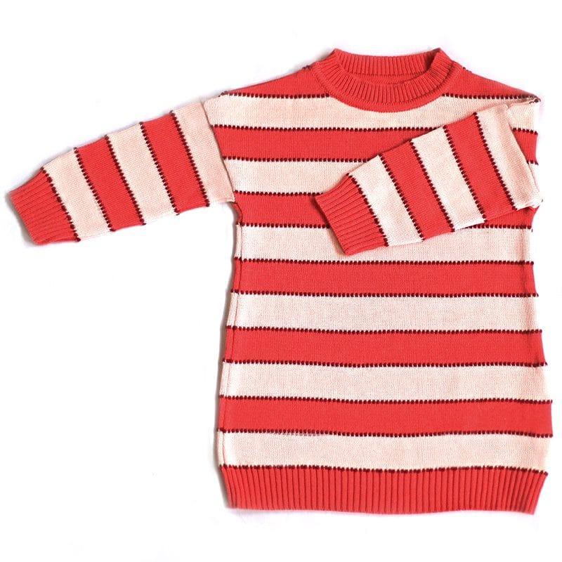 Kinderstrickkleid