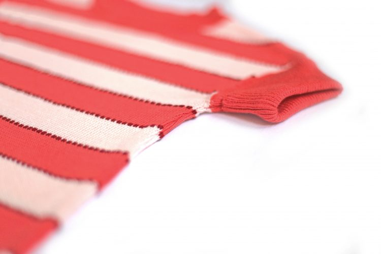 Sommerkleid aus orgnic cotton
