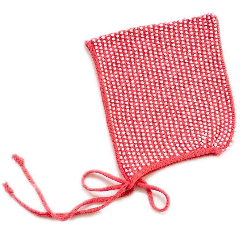 gestrickte Sommermütze für Babys und Kinder